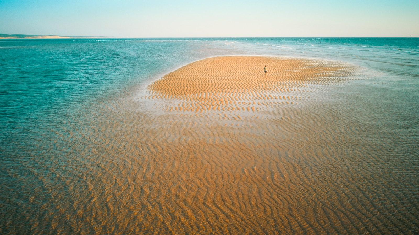 banc sable arcachon
